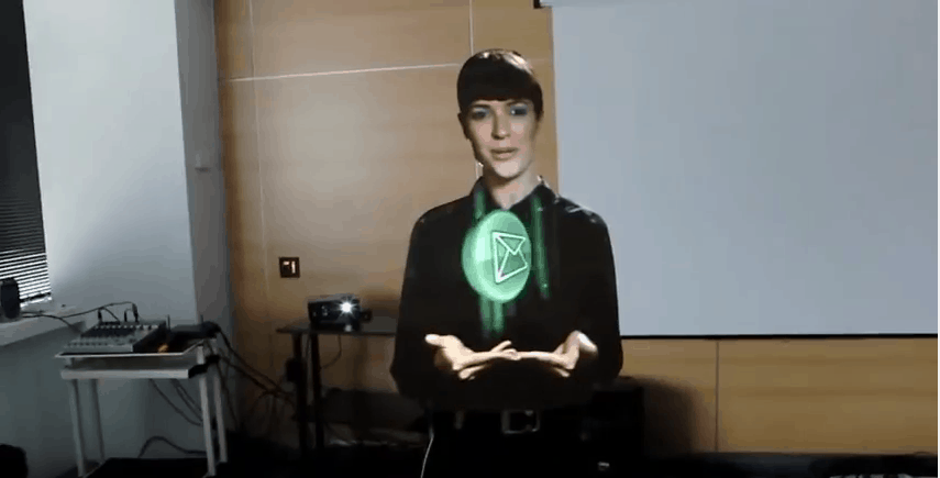 Azafata Virtual se instala en Leroy Merlín