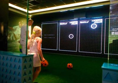 Sport Xperience by Rafa Nadal – Interactive Museum