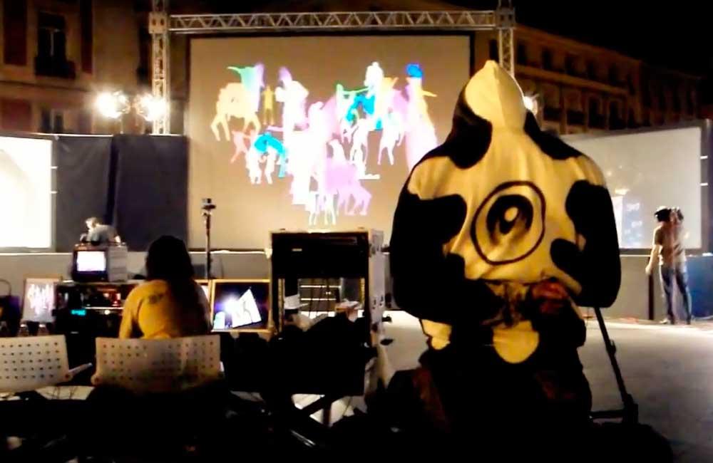 Noche en Blanco 2010 de Suso33 para La 2 de RTVE