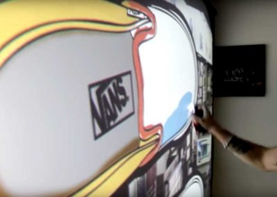 VANS SHOES – Digital Graffiti