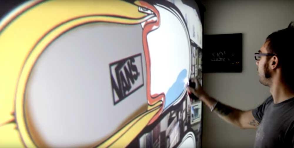 VANS SHOES – Digital Graffiti