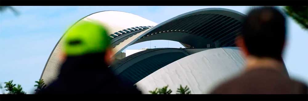 Valencia 2050 Instalación audiovisual interactiva