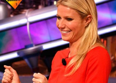 Gwyneth Paltrow y Magic Book en el Hormiguero