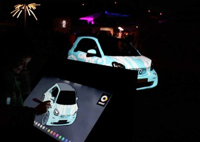 Mad Cool Festival & Smart – Car Mapping