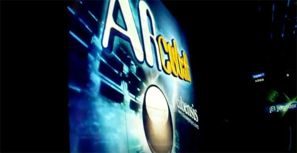 ARCuball un Arkanoid de Realidad Aumentada