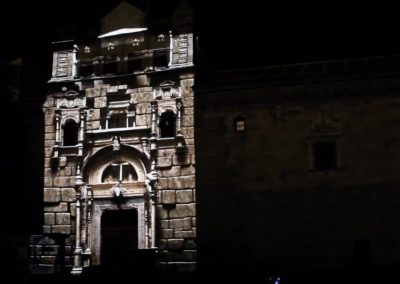 Lux, El Greco – Video Mapping 3D