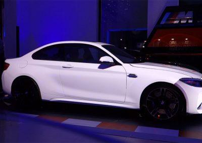 Car Mapping – BMW M2