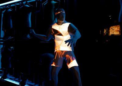 Interactive facility – Rafa Nadal Museum