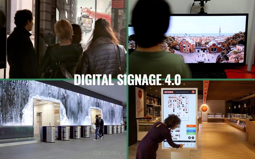 Digital signage qué es