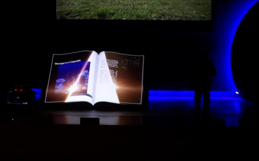 Magic Book Realidad Aumentada: 4 eventos