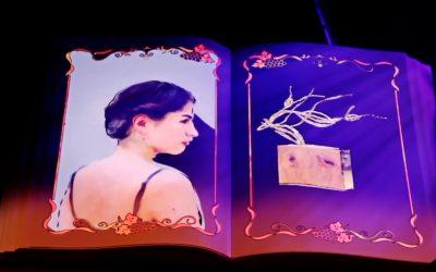 Más que presentaciones originales, Magic Book