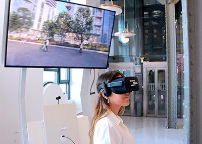 Gafas Realidad Virtual Madrid Nuevo Norte