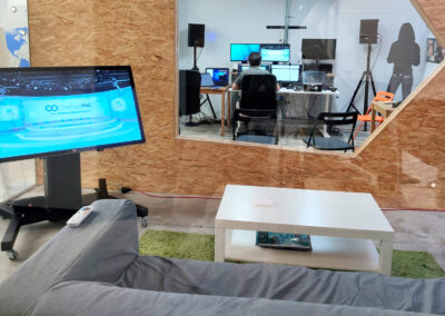 Sala para Eventos Virtuales
